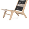 Julian Outdoor Chair - Washed Brown