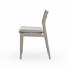 Atherton Outdoor Dining Chair - Grey/Ash