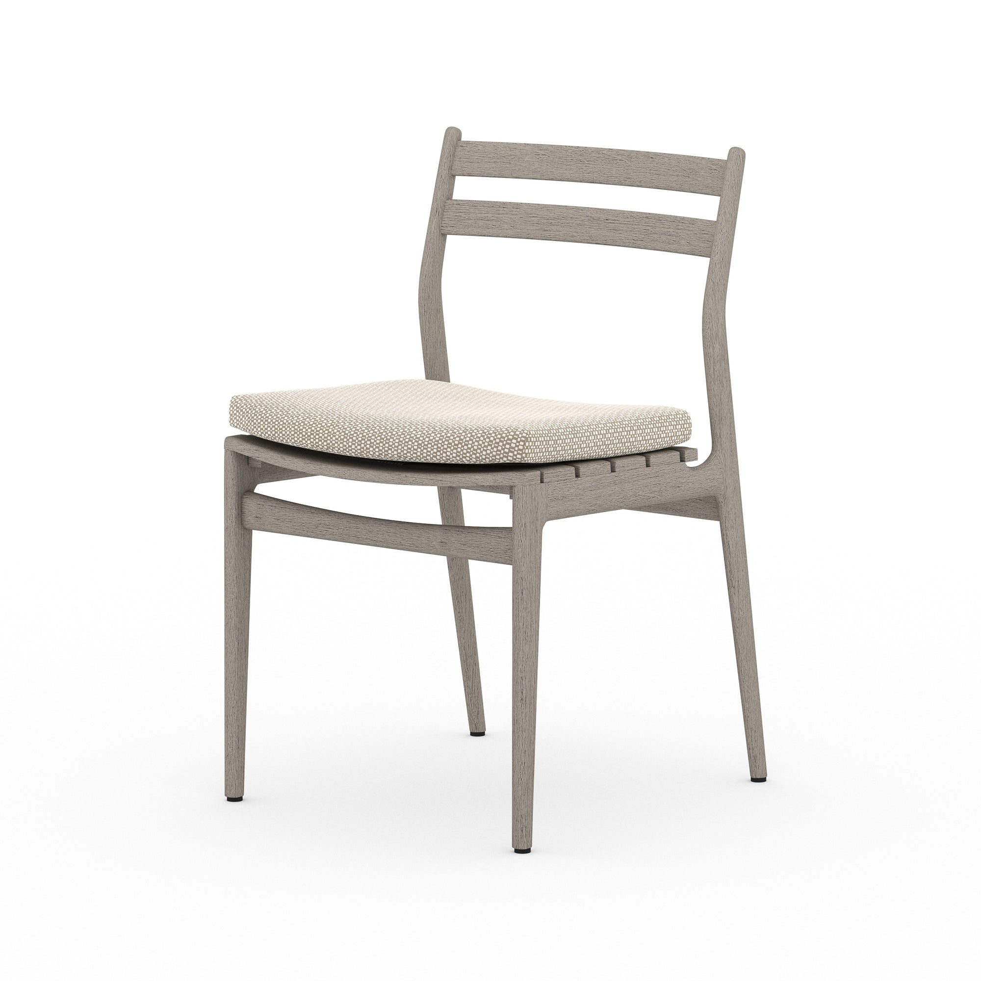 Atherton Outdoor Dining Chair - Grey/Sand