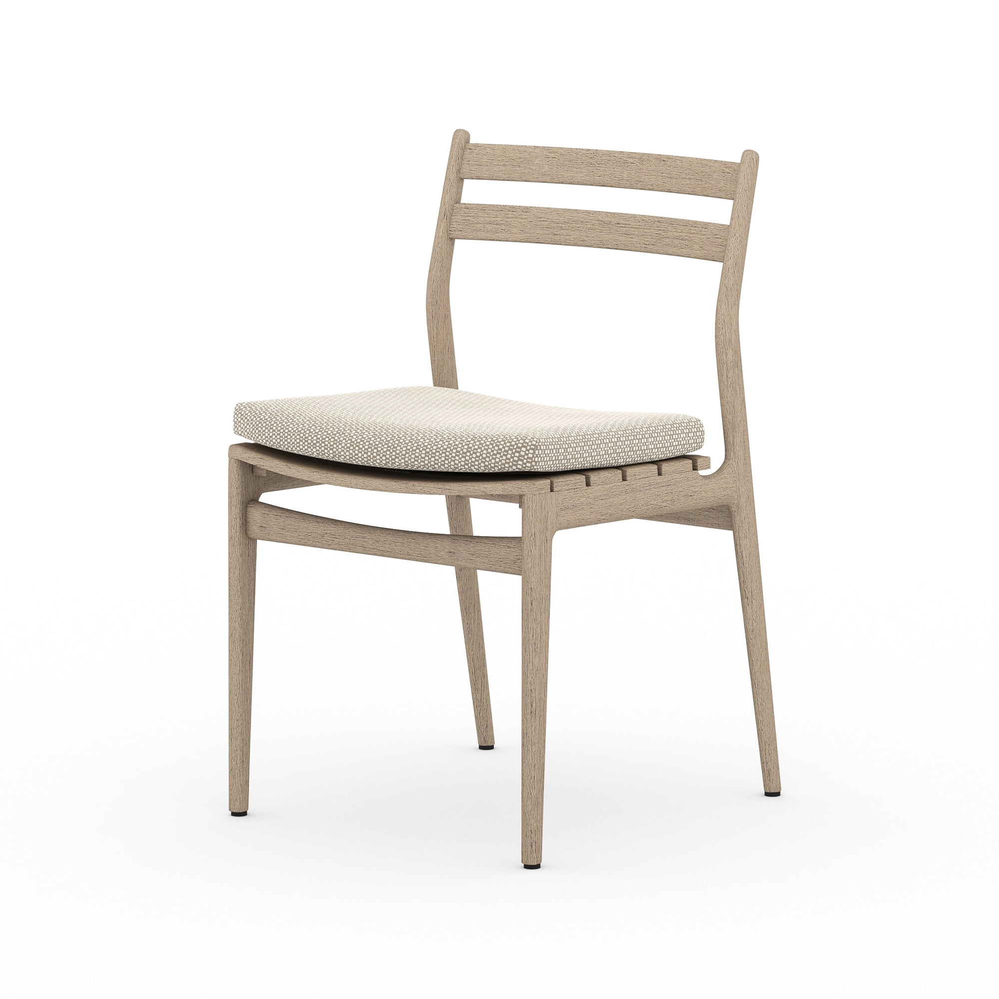 Atherton Outdoor Dining Chair - Brown/Sand