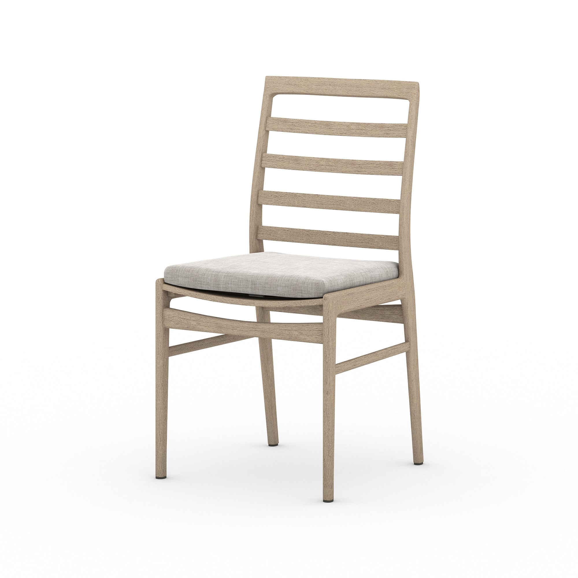 Linnet Outdoor Dining Chair - Brown/Stone