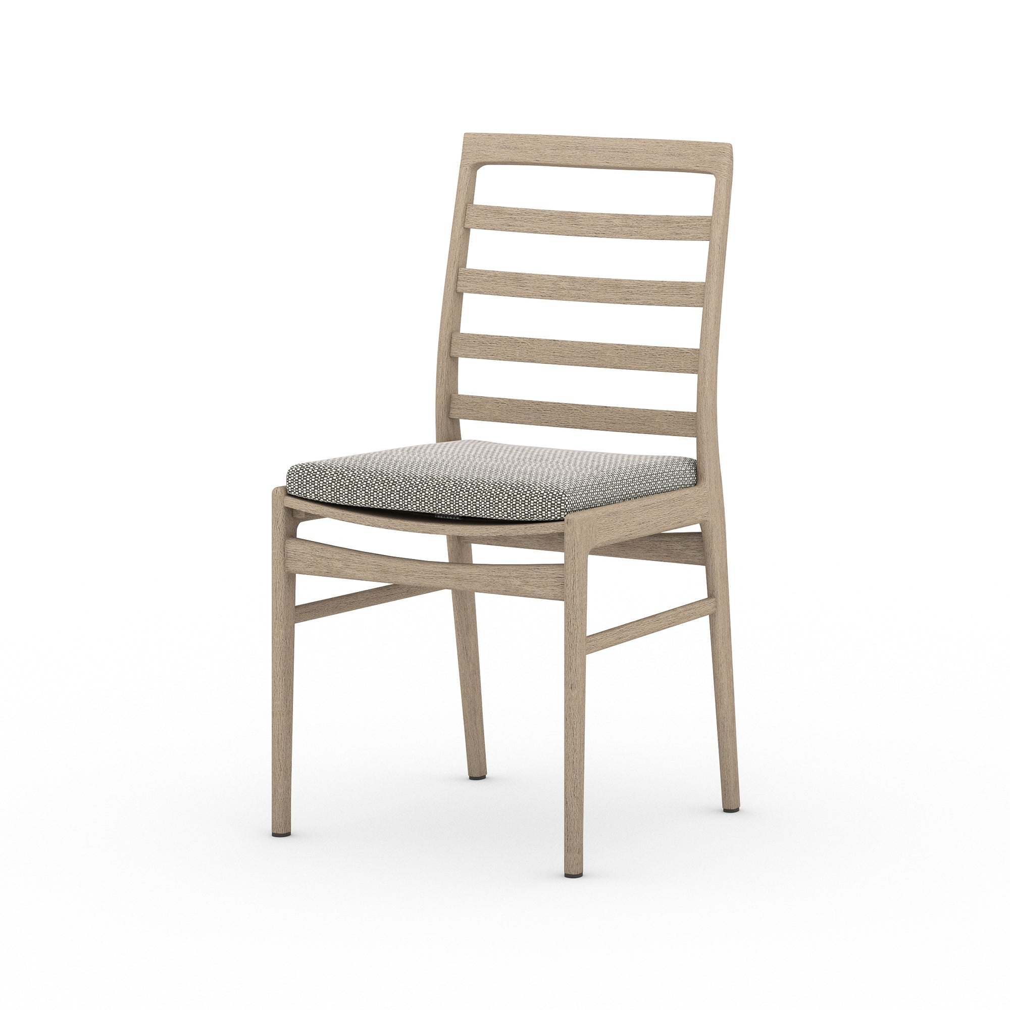 Linnet Outdoor Dining Chair - Brown/Ash