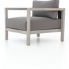 Sonoma Outdoor Chair - Grey/Charcoal