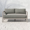 "Sonoma Outdoor Sofa - 60"" - Grey/Faye Ash"