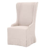 Lenox Dining Chair in Oatmeal Linen