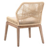 Loom Dining Chair (Set of 2) in Sand Rope