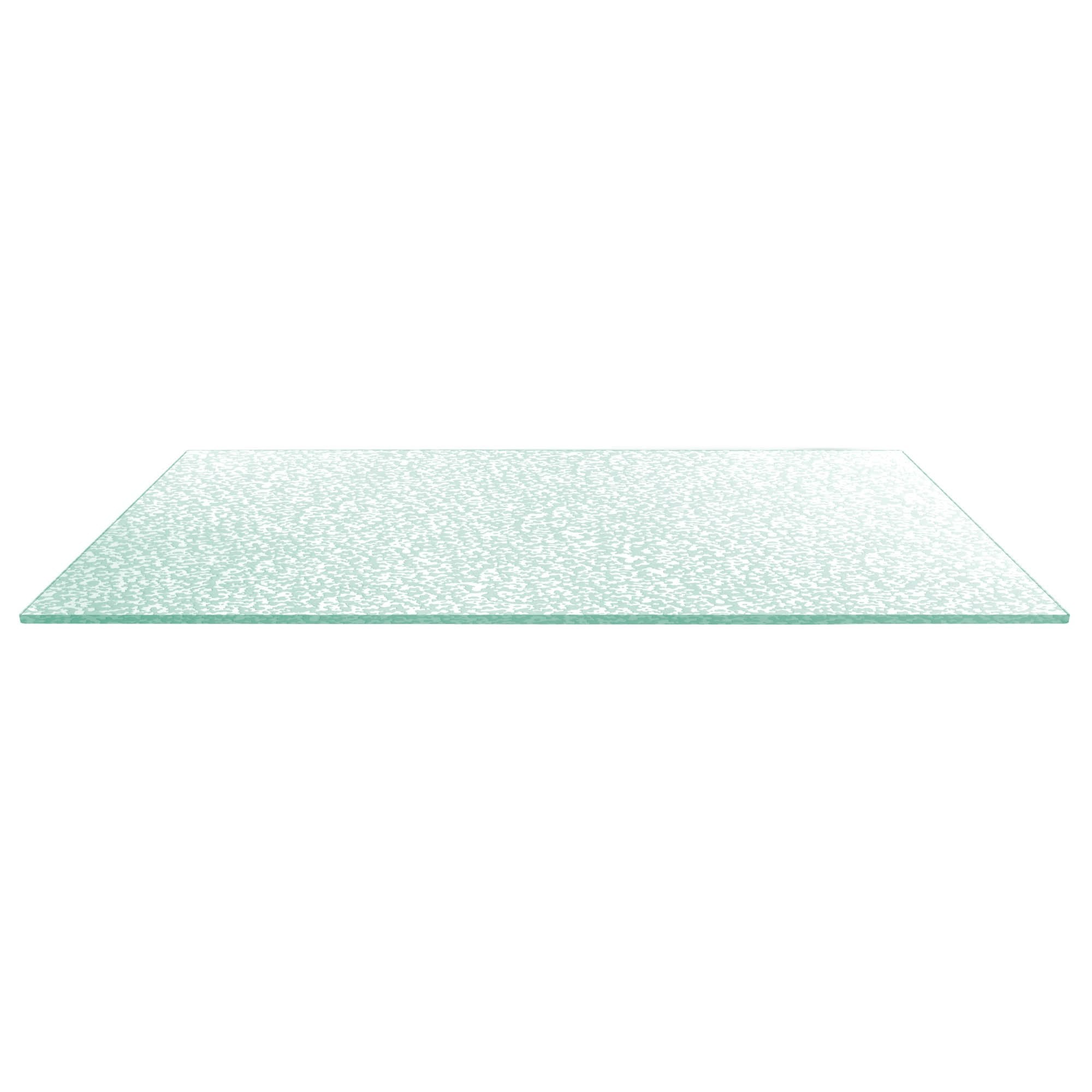 "Lunar 75"" x 42"" Rectangle Dining Table Top"