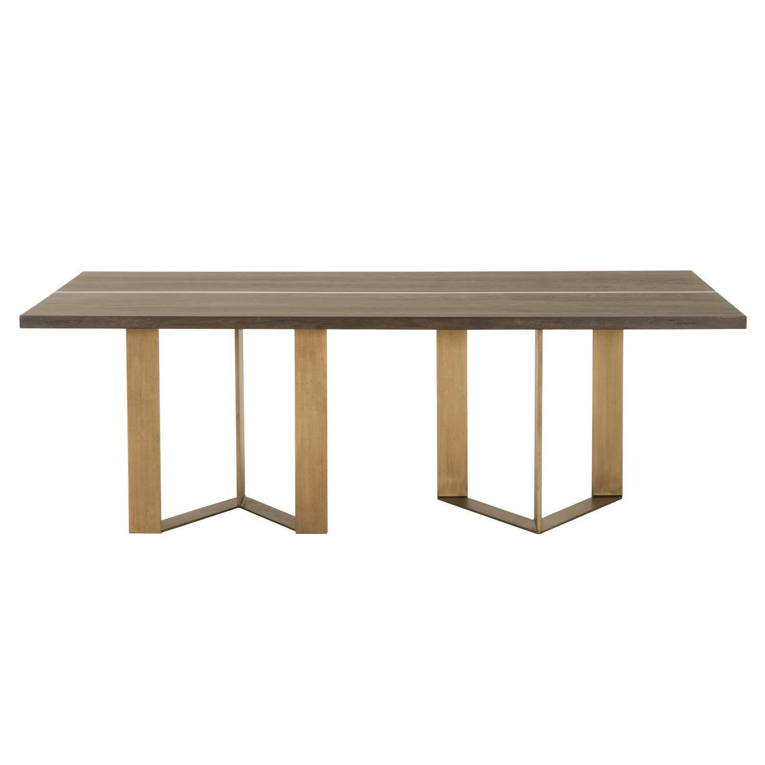 Midtown Dining Table in Whiskey Oak