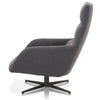 Nash Swivel Club Chair