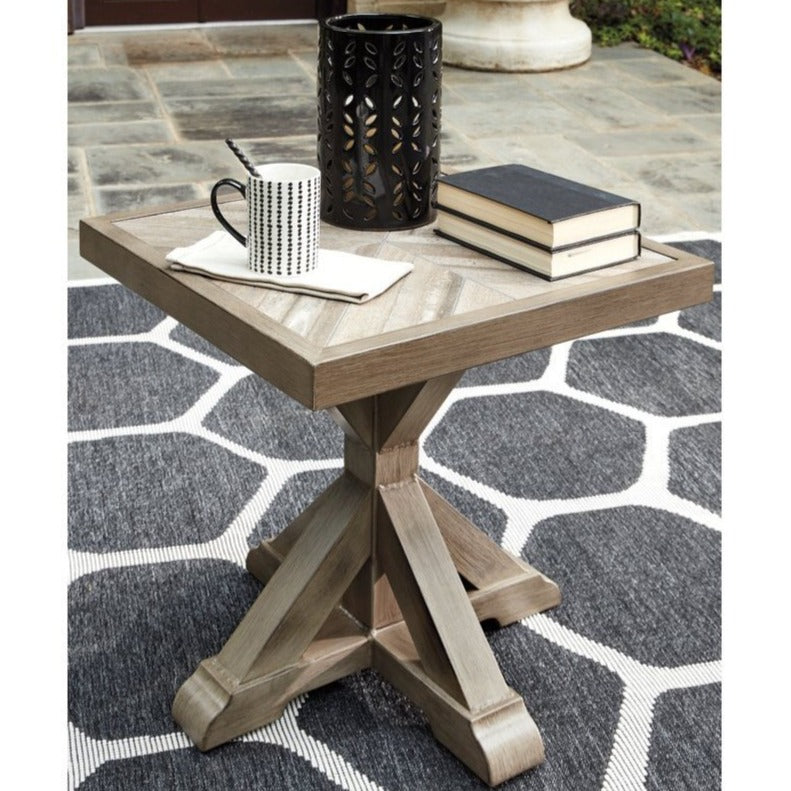 Fire Island Outdoor Side Table