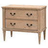 Rhone Accent Chest in Smoke Gray Pine