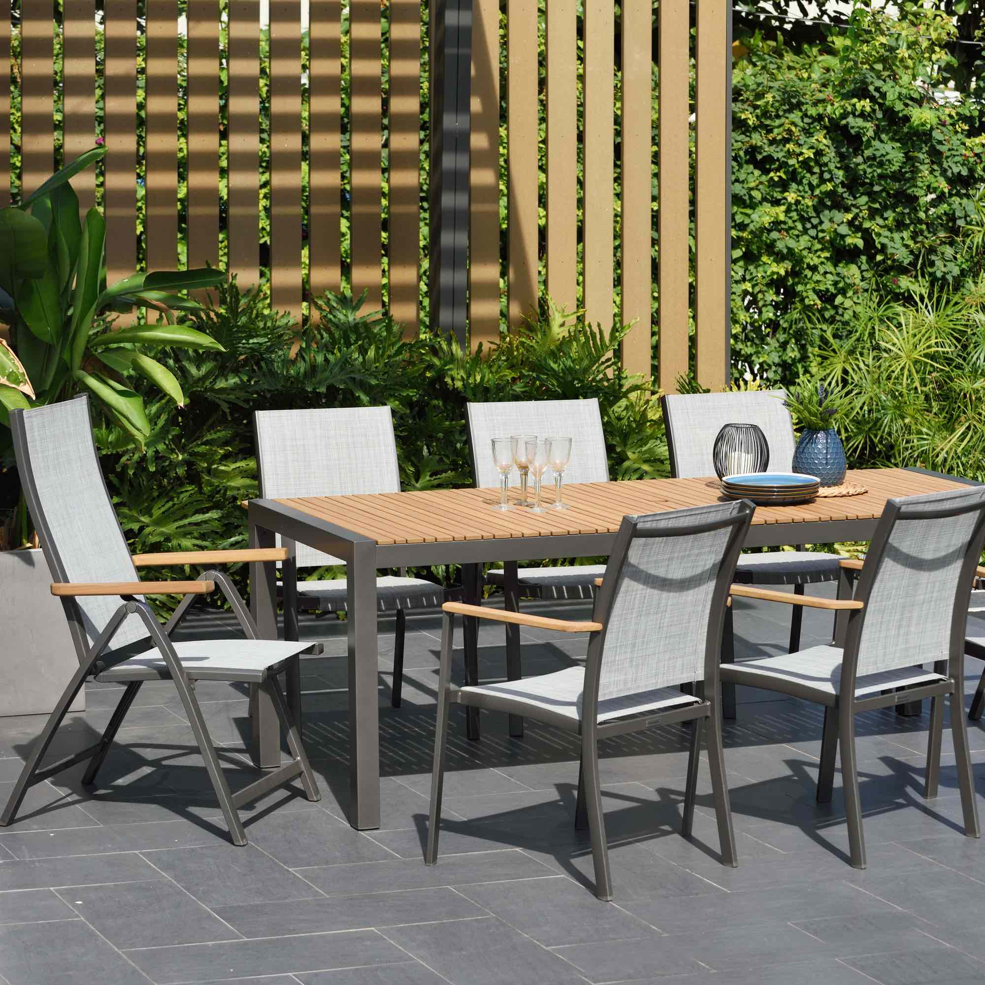 Park Slope 7-Piece Outdoor Dining Set