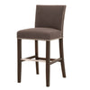 "Soho 30"" Barstool in Sepia Fabric"