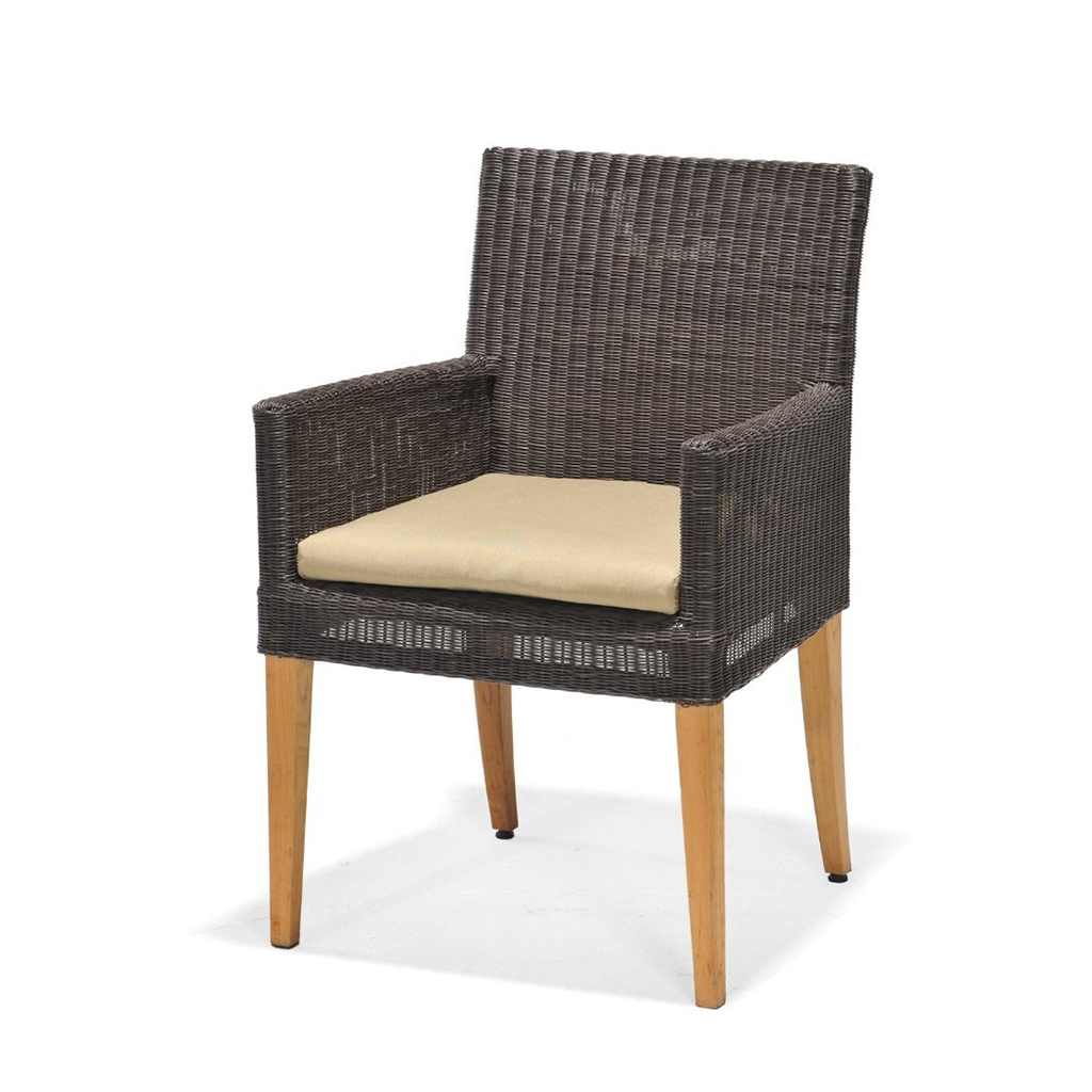St. Lucia Outdoor Woven Chair