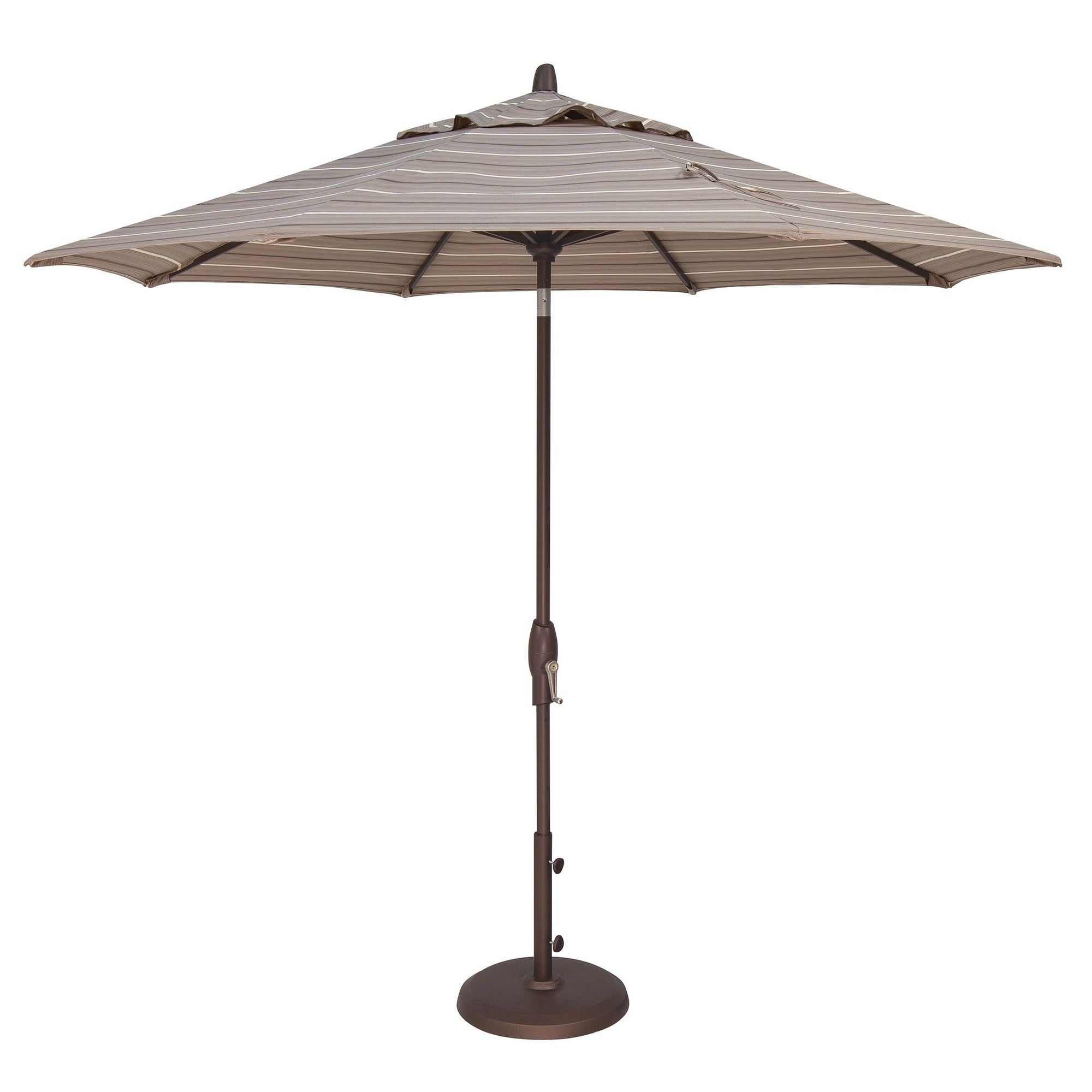9-Foot Octagonal High-Performance Auto-Tilt Umbrella