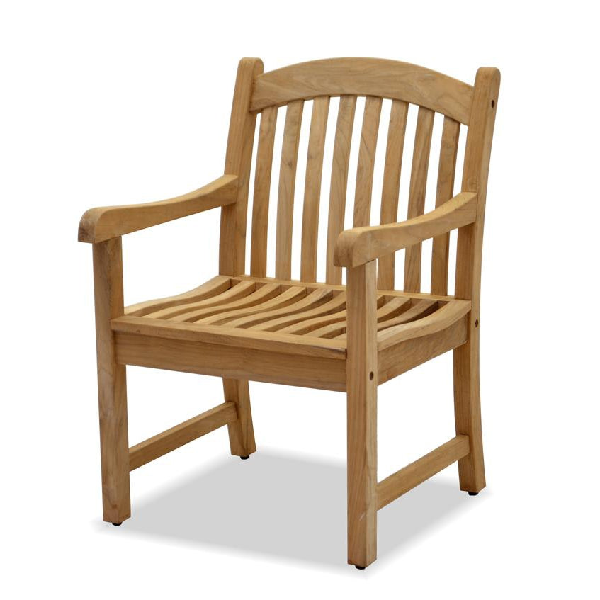 Tista Teak Chair with Cushion