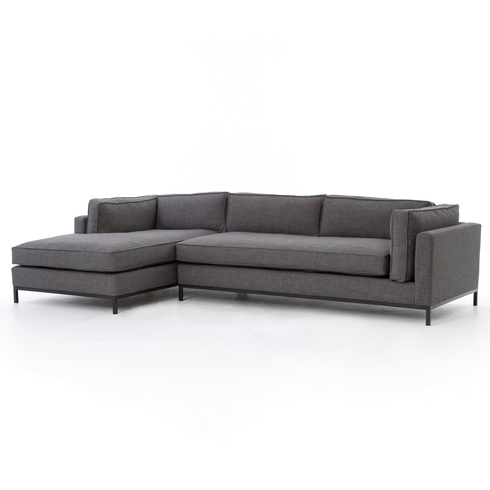 Grammercy 2 Pc Sectional - Laf Chaise - Benn