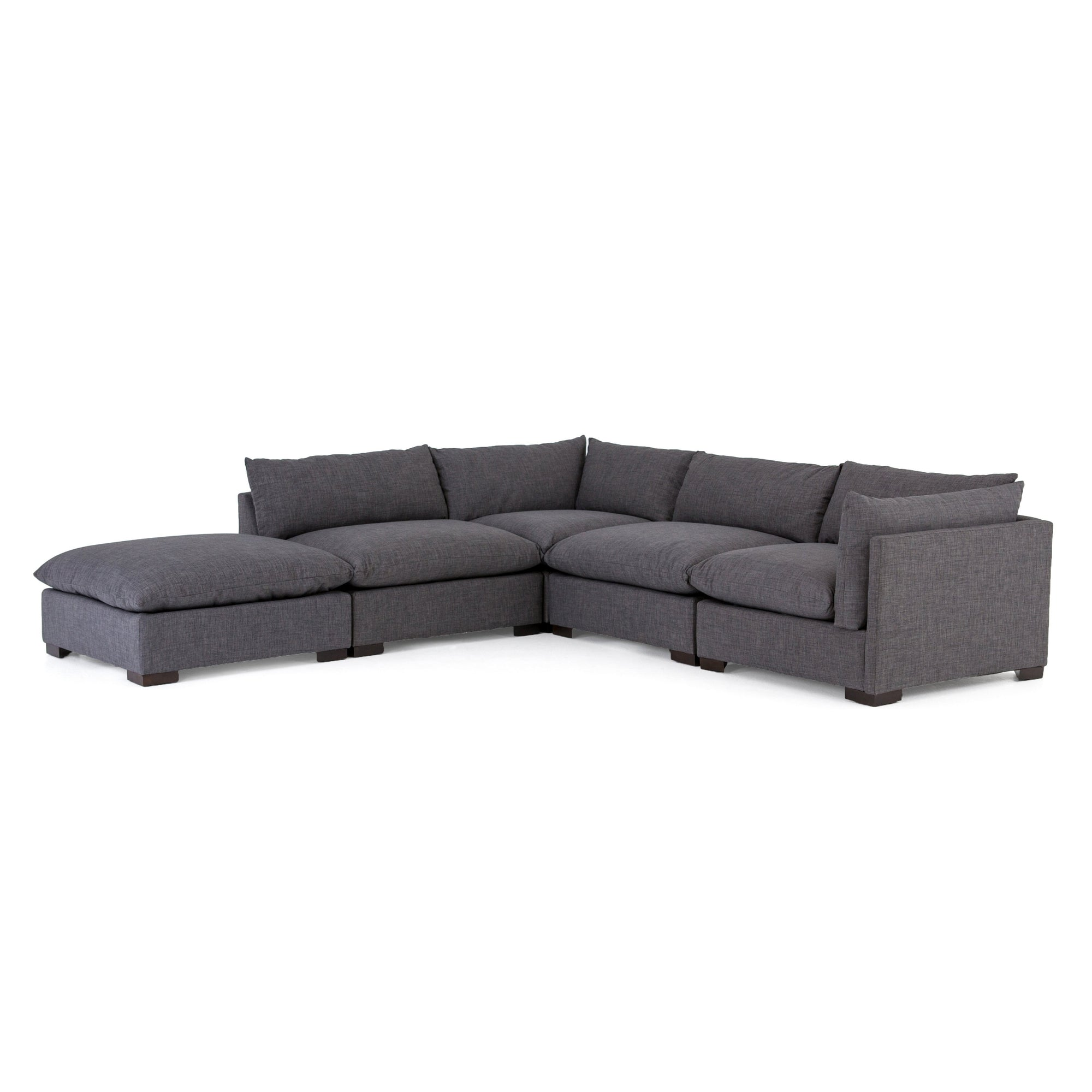 Westwood 4 - Pc Sectional W/ Ottoman - Bc