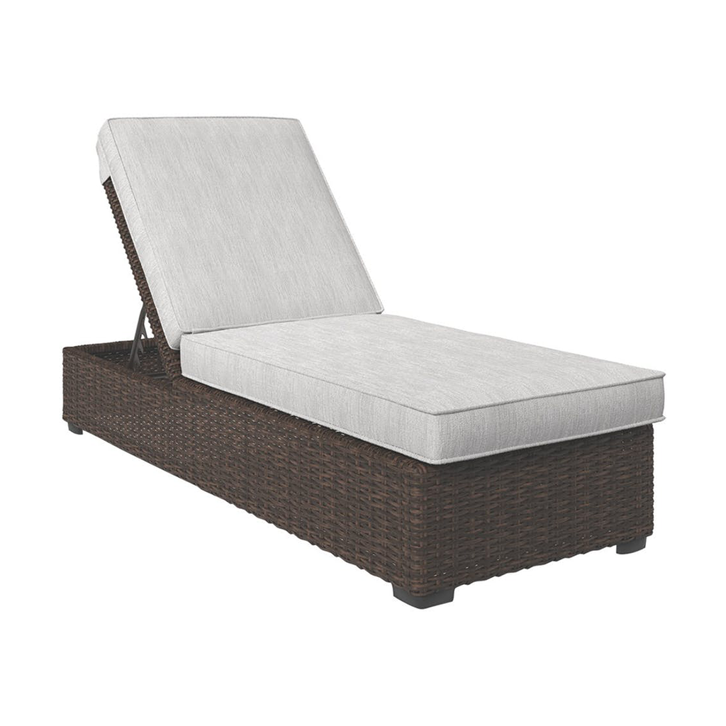 Sag Harbor Outdoor Chaise Lounge