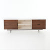 Tucker Large Media Console - White
