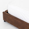 Aidan Queen Bed - Vintage Tobacco