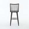 Lewis Windsor Bar Stool - Black Oak