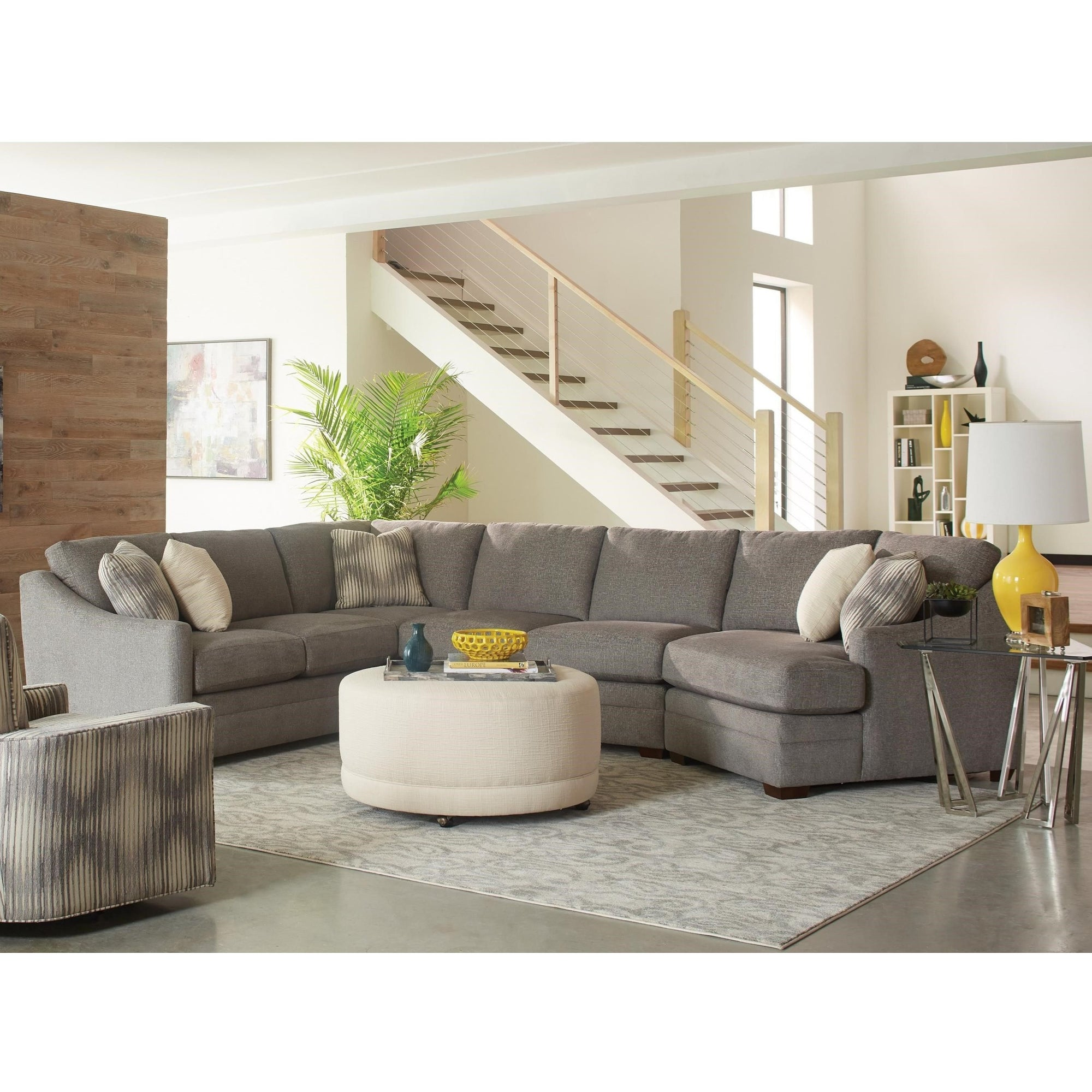 Craftmaster Customizable F-9 Sectional