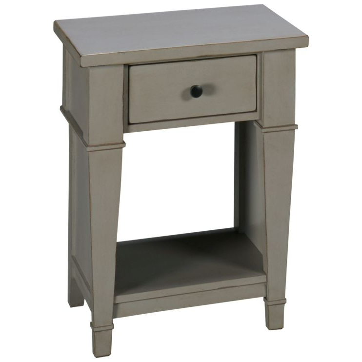 Stone Harbor 1-Drawer Nightstand
