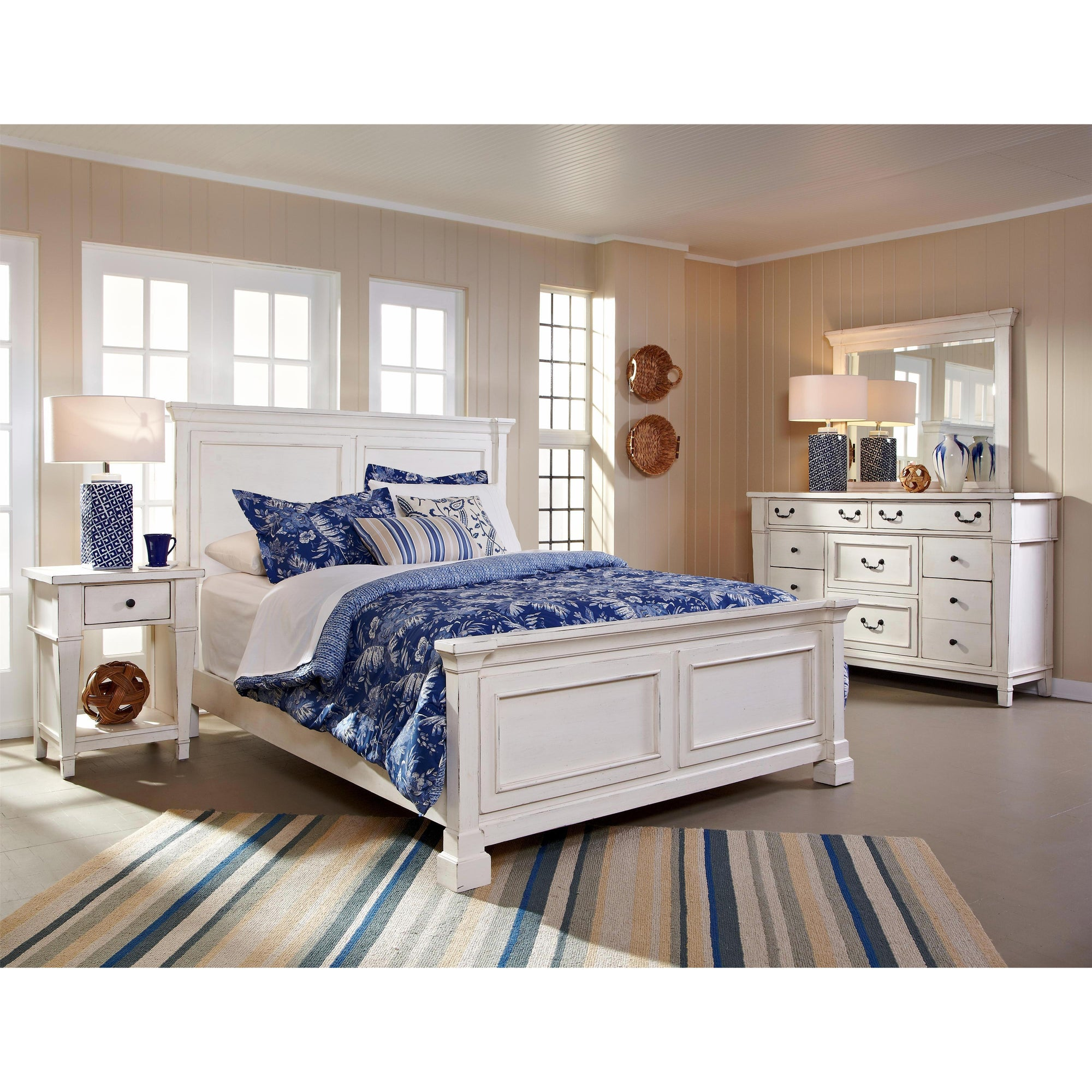 Stoney Creek 3-Piece Queen Bedroom Set