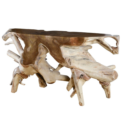 Cypress Root Console Table 60""