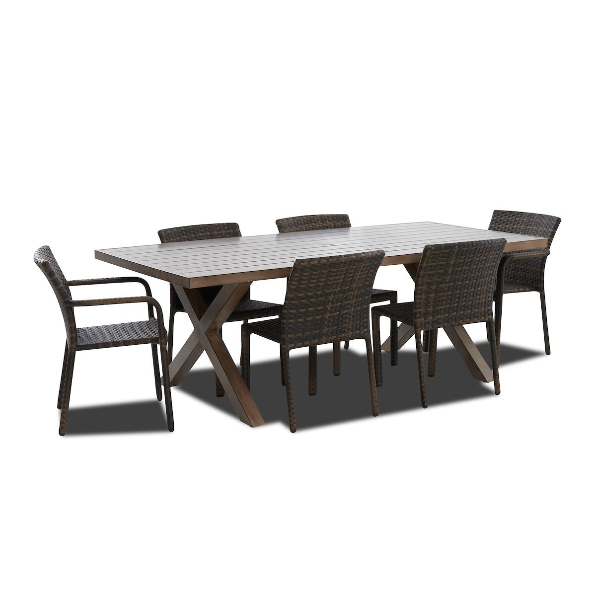 Caribe Outdoor Dining Set