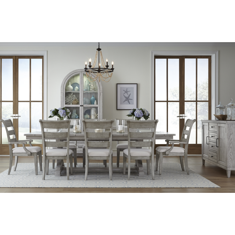 Seaview 7-Piece Extendable Dining Set