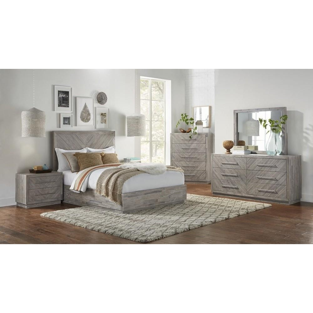 Belle Latte 3-Piece Bedroom Set