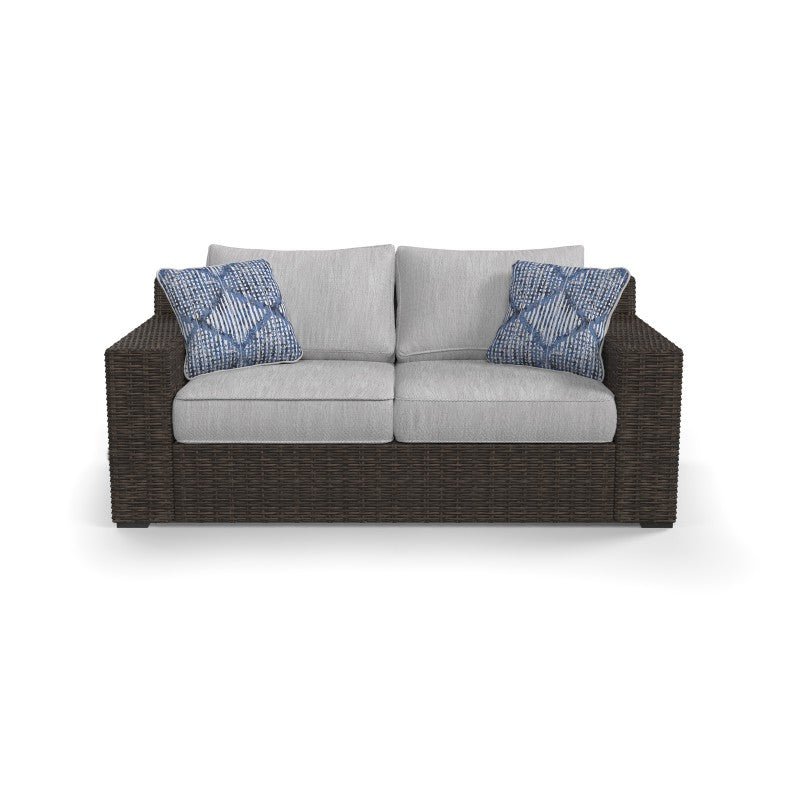 Sag Harbor Outdoor Loveseat