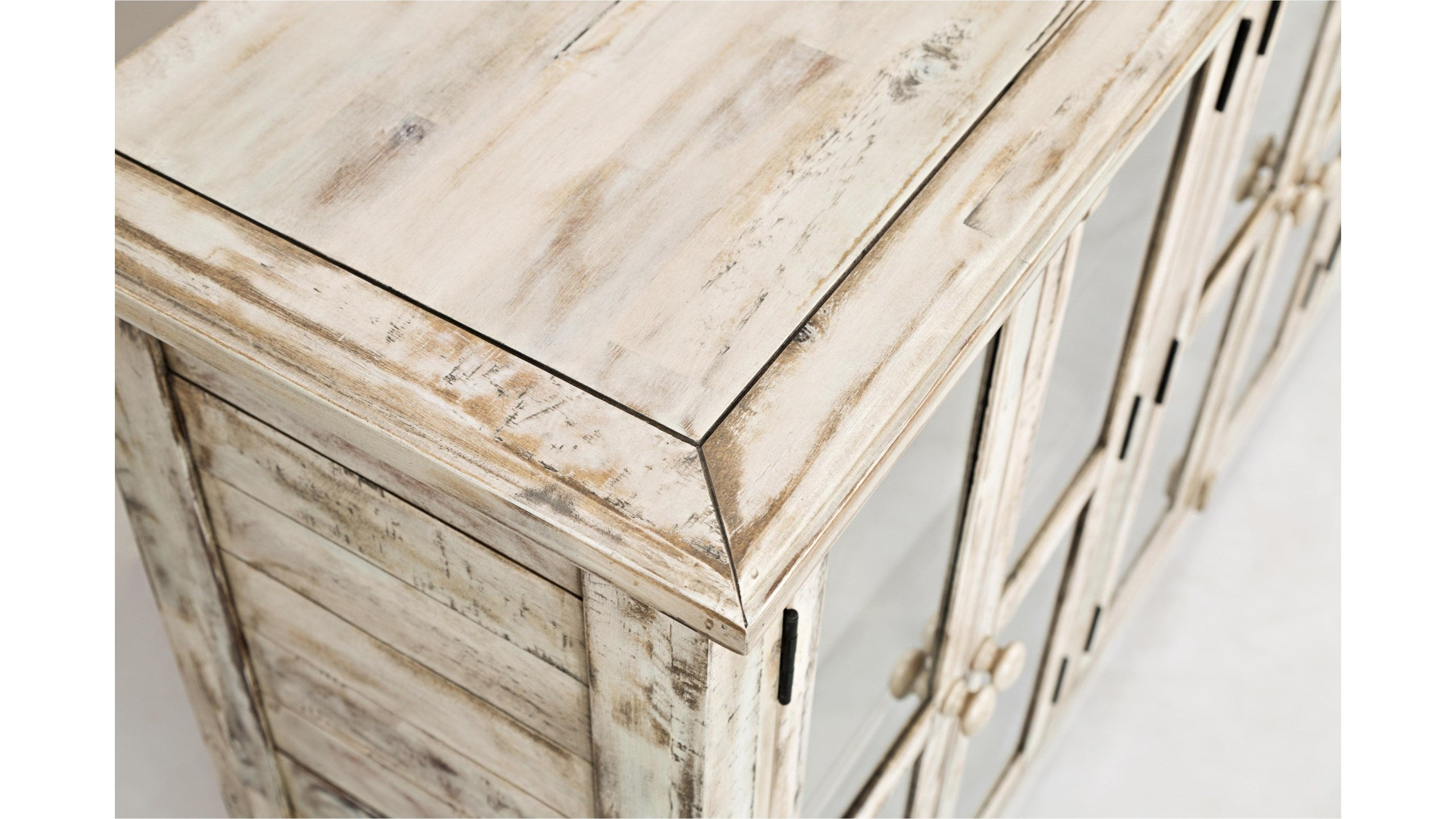 Rustic Shores 70 Accent Cabinet Peter Andrews