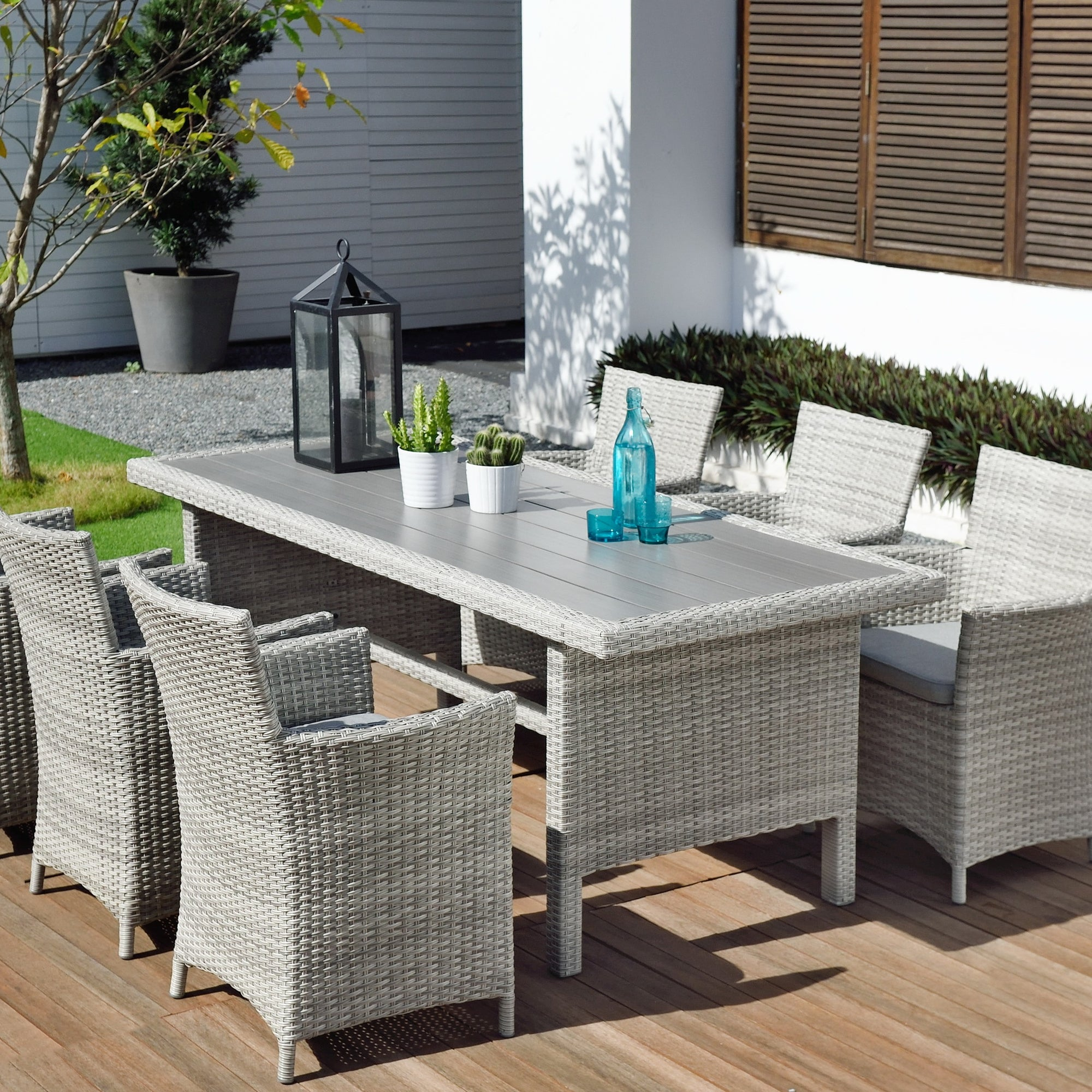 Oyster Bay 7-Piece Outdoor Dining Set