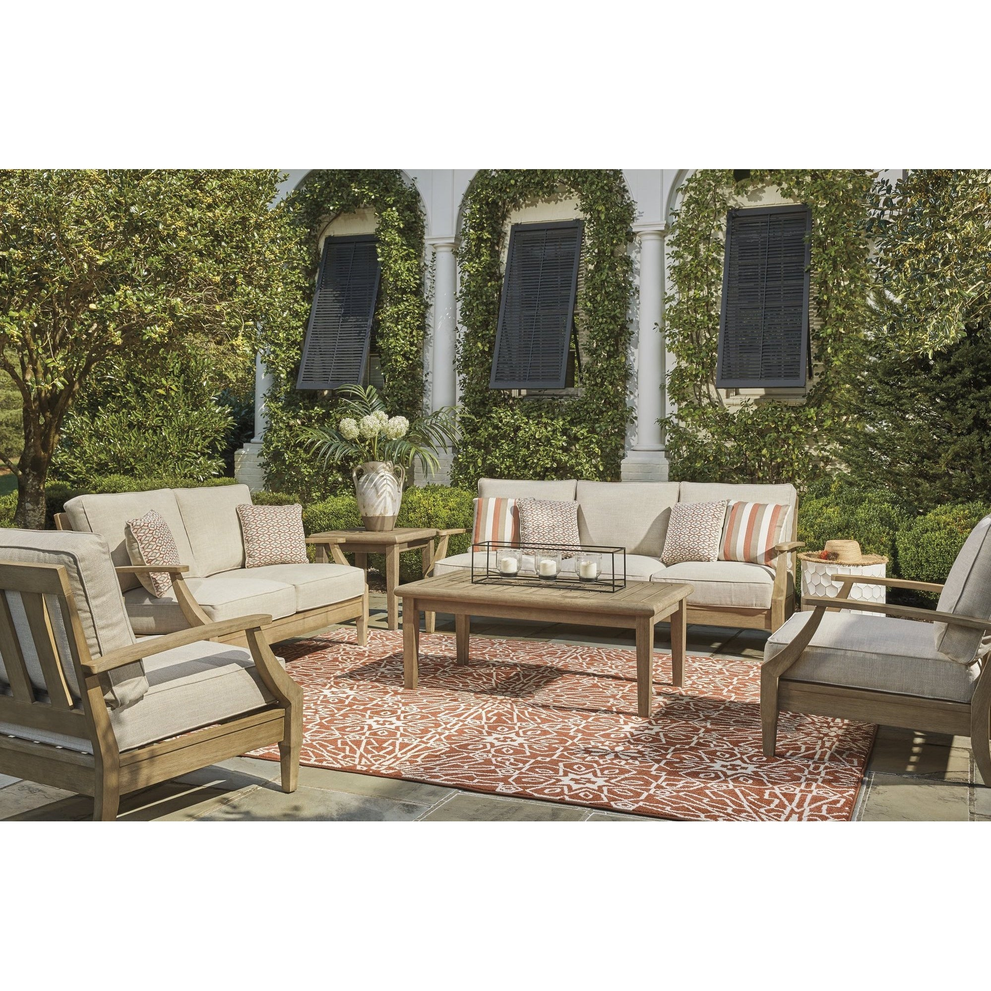 Dune Walk Outdoor Deep Seating Set