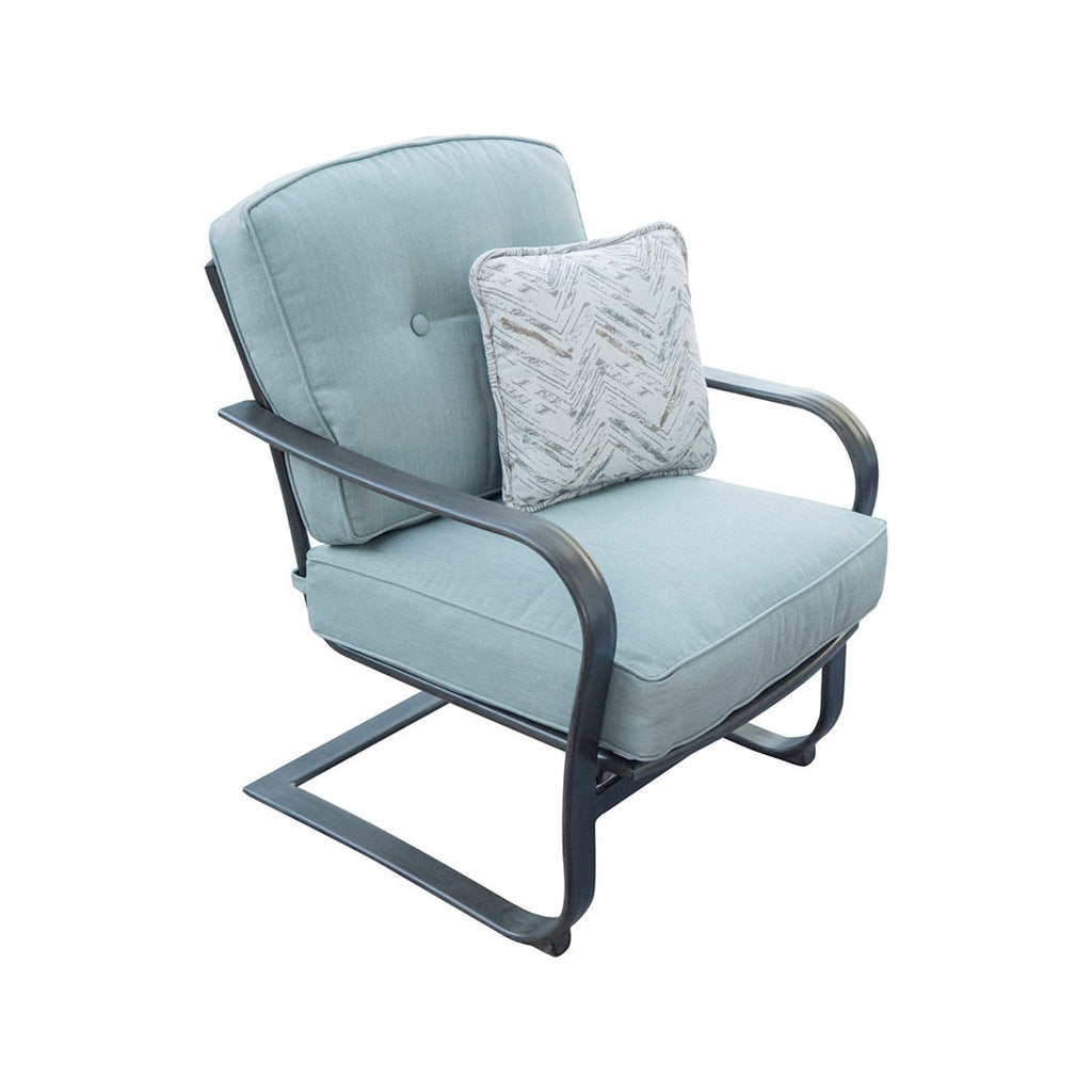 Ventura Grey Outdoor Club Chair