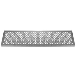 Blossom 304 Stainless Steel Channel Drain Grate 125 x 1000mm (5 Inch)