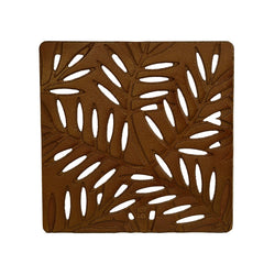 Locust Cast Iron Square Gully Cover 297mm (12 Inch)