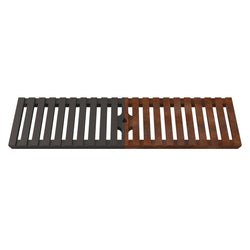 Regular Joe Cast Iron Channel Drain Grate 506 x 122mm (20 x 5 Inch)