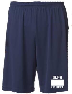 PE Performance Shorts Adult