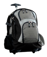 Load image into Gallery viewer, Port Authority Wheeled Backpack