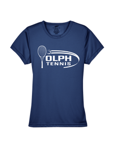 Ladies Performance Tennis Tee