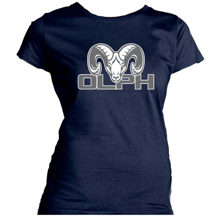 Ladies Logo Tee (3 Colors)