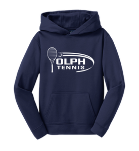 Sport-Tek® Youth Performance Tennis Hoodie