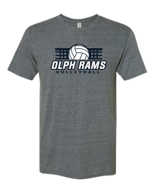 Volleyball Fan Short Sleeve Tee