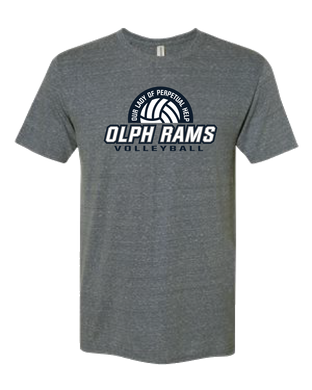 Volleyball Team Short Sleeve Tee