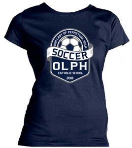 Ladies Soccer Tee