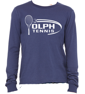 Long Sleeve Youth Tennis Tee